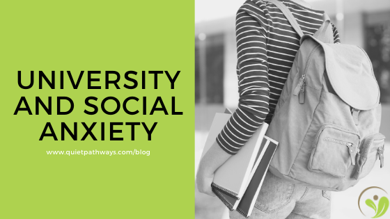 University and Social Anxiety