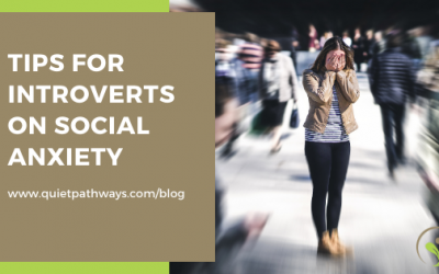 Tips for Introverts on Social Anxiety