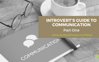 Introvert's guide to communication; Part one